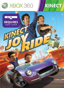 Kinect Joy Ride Russian version for the Xbox 360