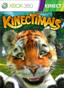 Russian Kinectimals Xbox 360 version