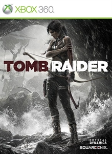 Tomb Raider Russian version for the Xbox 360