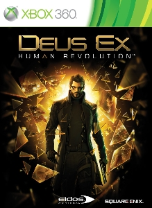 DEUS EX HUMAN REVOLUTION Russian version for the Xbox 3