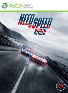 Need for Speed Rivals Russian version for the Xbox 360