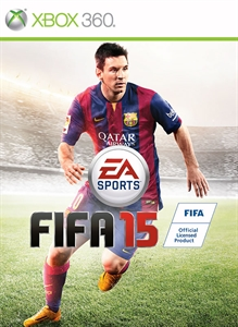 FIFA 15 Russian version of the Xbox 360
