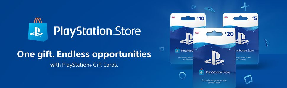 PlayStation Network Wallet Top Up £5 UK PSN -DISCOUNTS