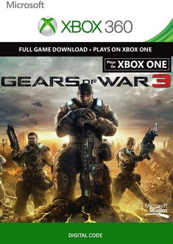 Gears of War 3 XBOX LIVE (GLOBAL) + DISCOUNTS