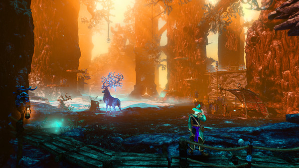 Trine 3: The Artifacts of Power (Steam Gift  RU+CIS++