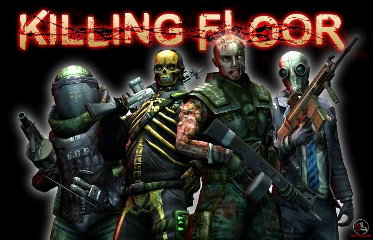Killing Floor (Steam/Gift/RU+CIS) + Bonus