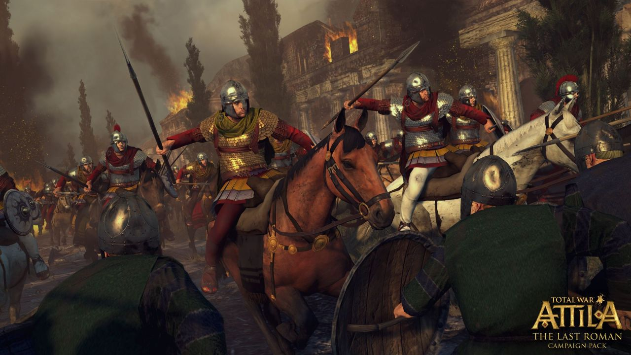 Total War: ATTILA – DLC THE LAST ROMAN Steam keyRU/CIS