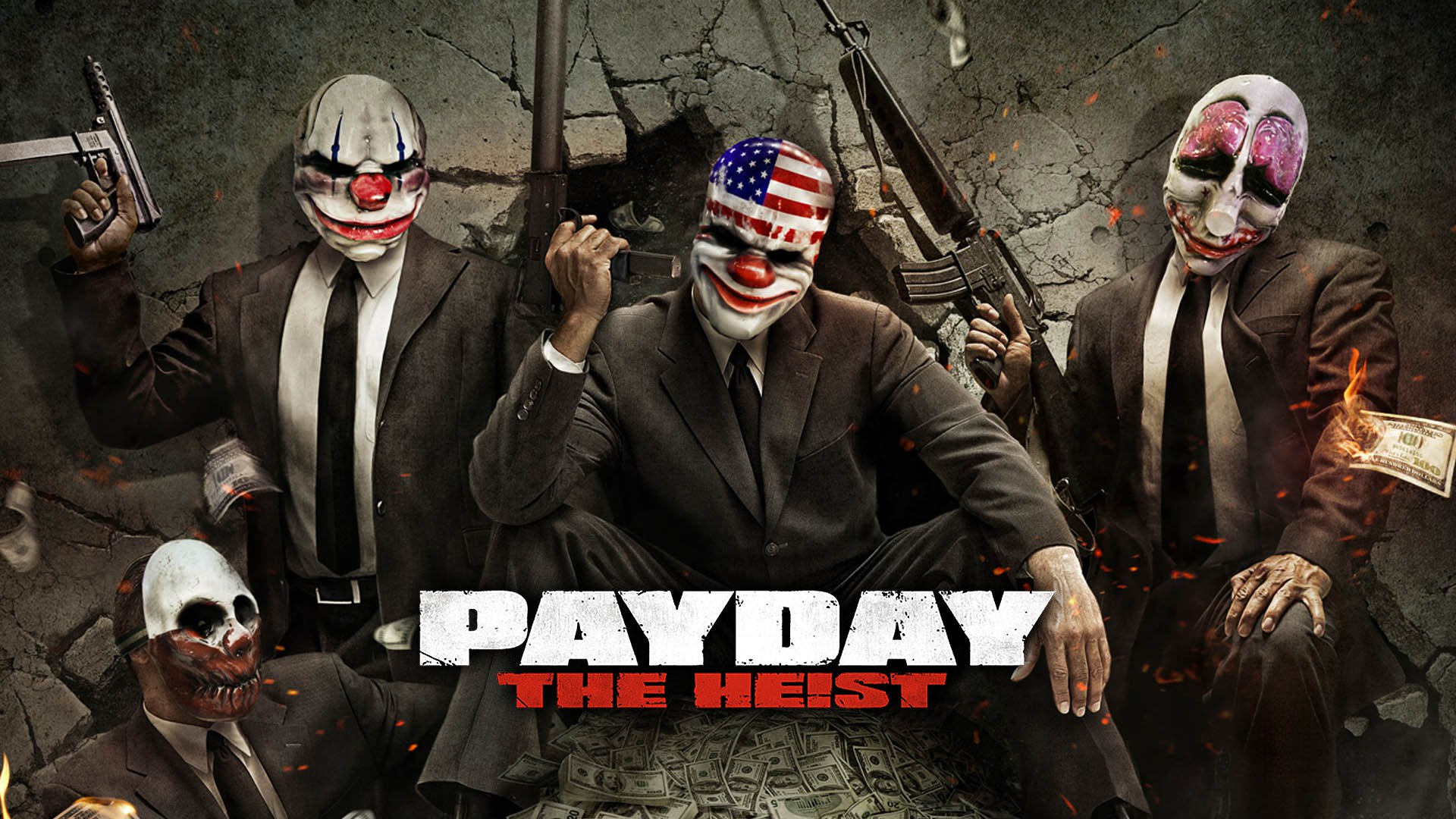 PAYDAY™ The Heist (Steam/Gift/RU+CIS) + Bonus