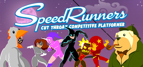 SpeedRunners (region free Steam key) + Bonus
