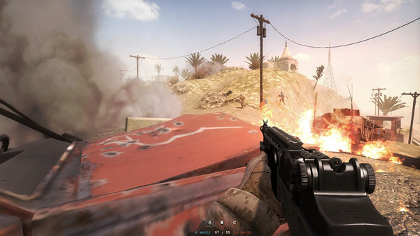 Insurgency (Region free Steam key) + Bonus