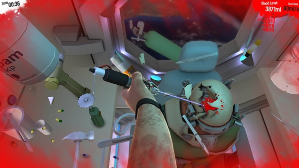 Surgeon Simulator: Anniversary Edition Steam key global