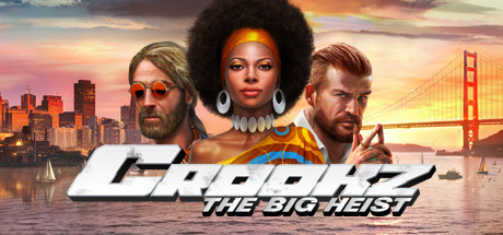 Crookz - The Big Heist (Steam key/RU+CIS)+Bonus