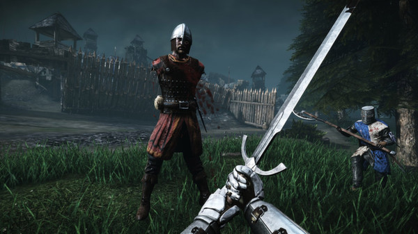 Chivalry: Medieval Warfare (Steam key, Region free)