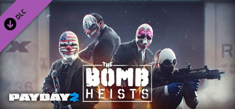 PAYDAY 2: The Bomb Heists (DLC) Steam Key (ROW/GLOBAL)