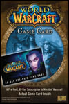 WORLD OF WARCRAFT - 60 days Game Time Card US (United S