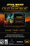 STAR WARS: THE OLD REPUBLIC TIME CARD 60 DAYS + CARTELS