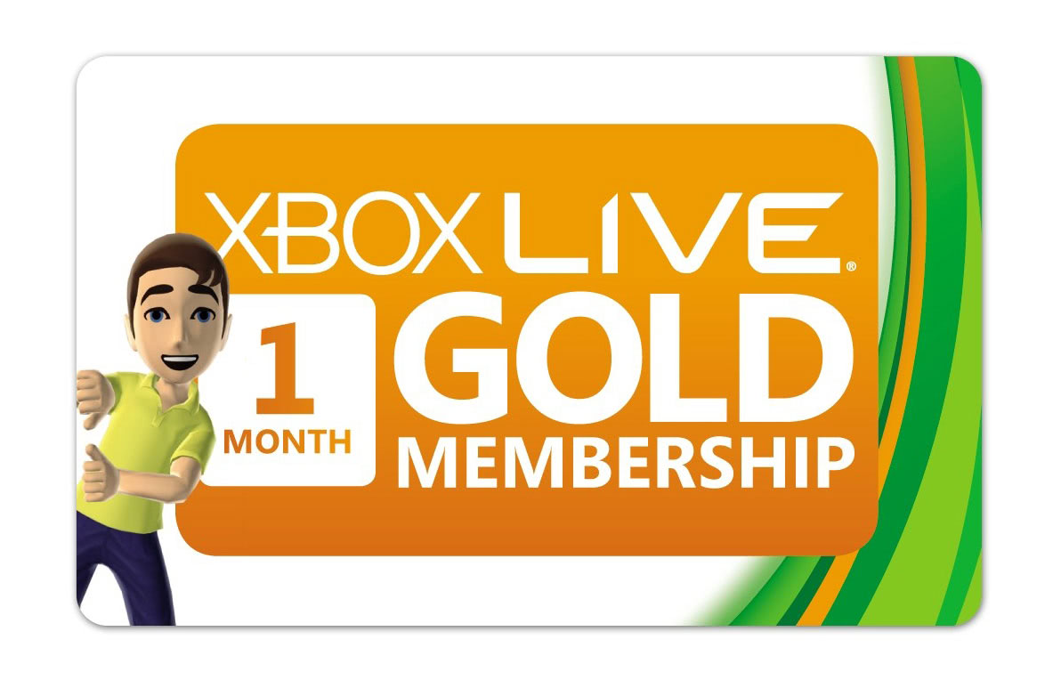 XBOX LIVE GOLD 1 MONTH (ALL REGIONS RU / EU / US) | DIS
