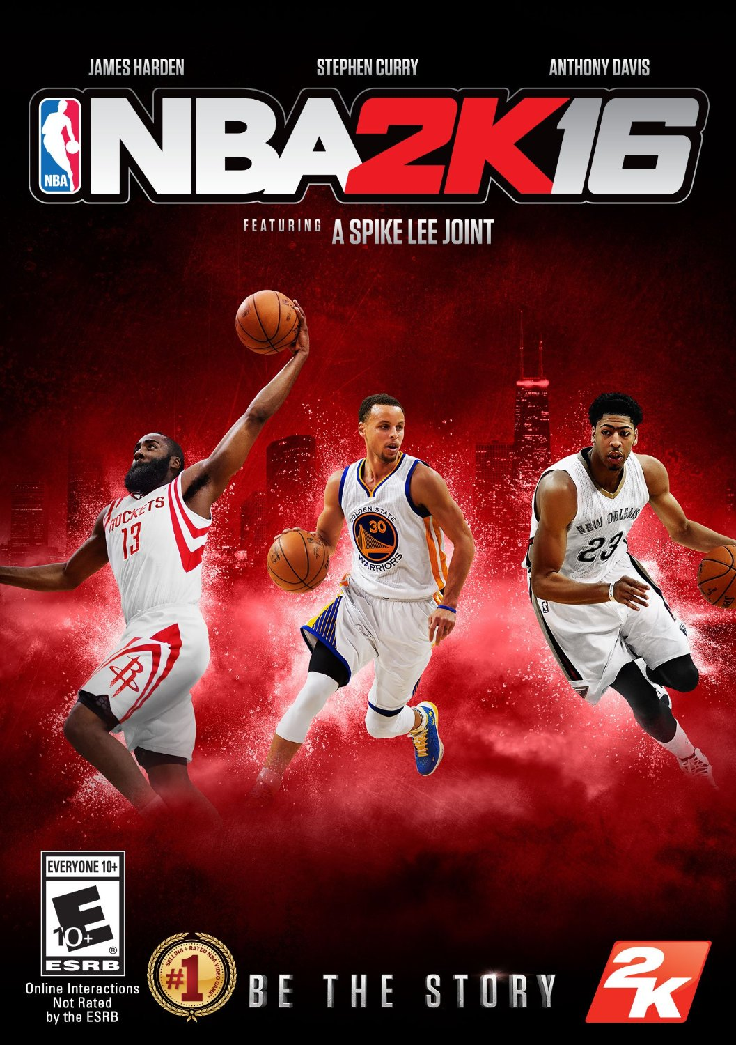 NBA 2K16 (STEAM) | REG.FREE | MULTILANG.