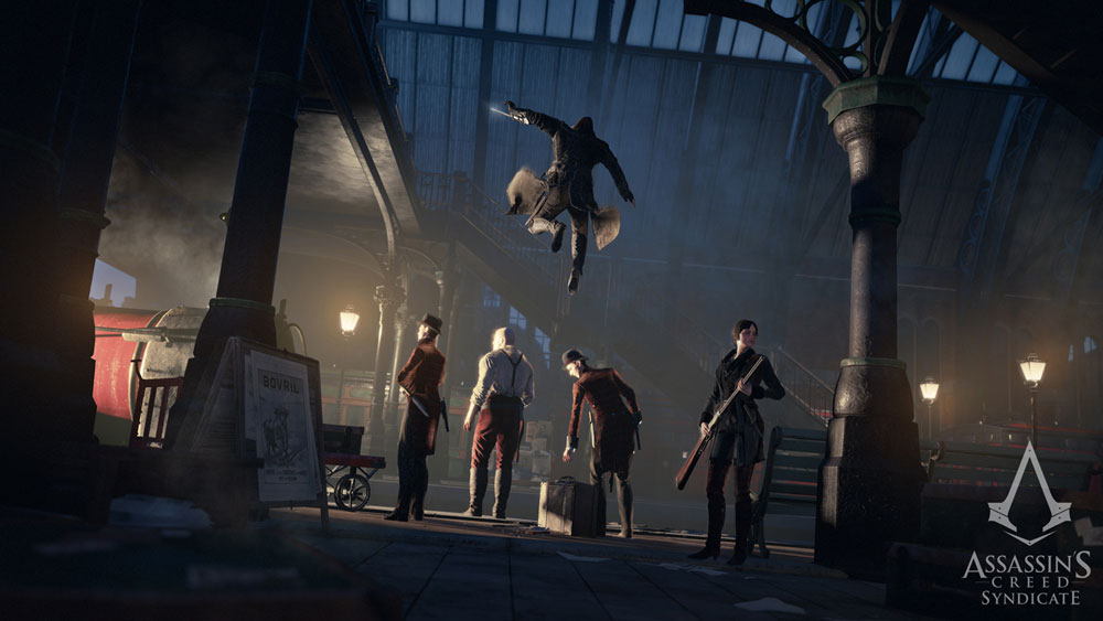 ASSASSIN´S CREED: SYNDICATE | REG. FREE | MULTI