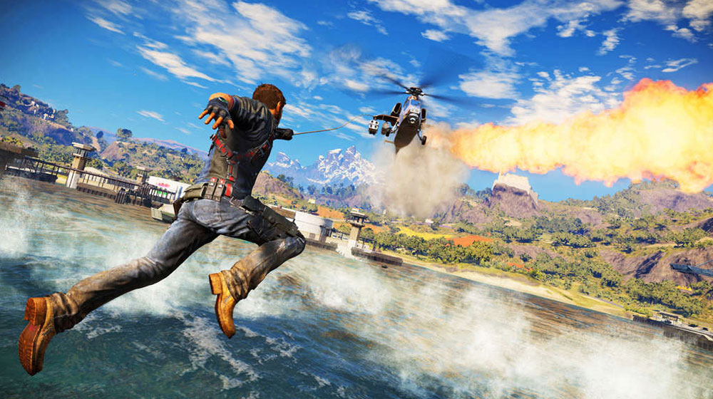 JUST CAUSE 3 | REGION FREE | MULTI-LANGUAGE
