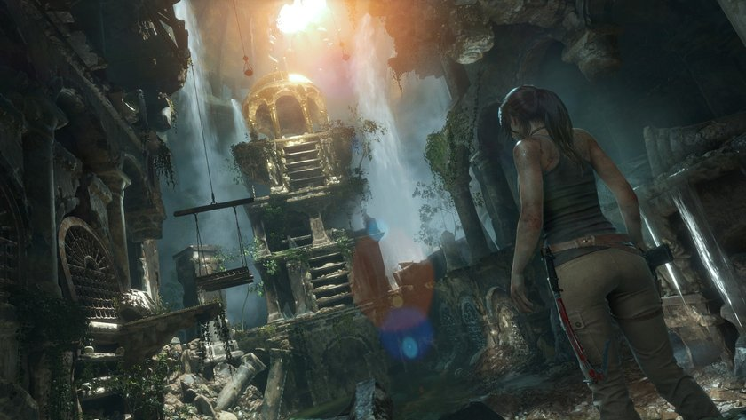 Скриншот  4 - RISE OF THE TOMB RAIDER | STEAM |