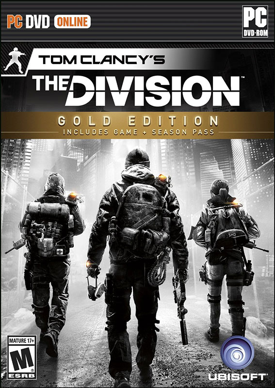 THE DIVISION - GOLD EDITION | REG. FREE | MULTILANG.