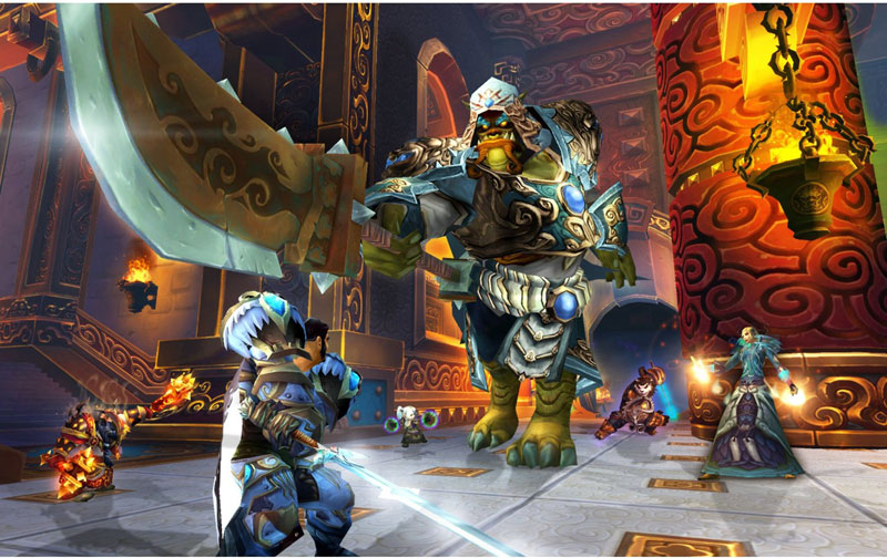 yaWOW: MISTS OF PANDARIA MOP (USA) | SALE | GIFT