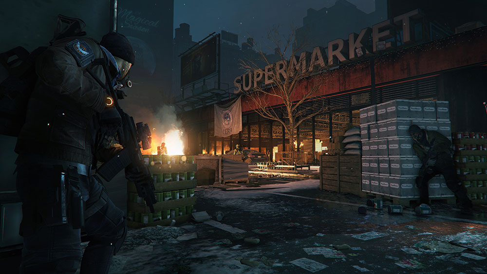TOM CLANCY´S THE DIVISION - RU VERSION | UPLAY