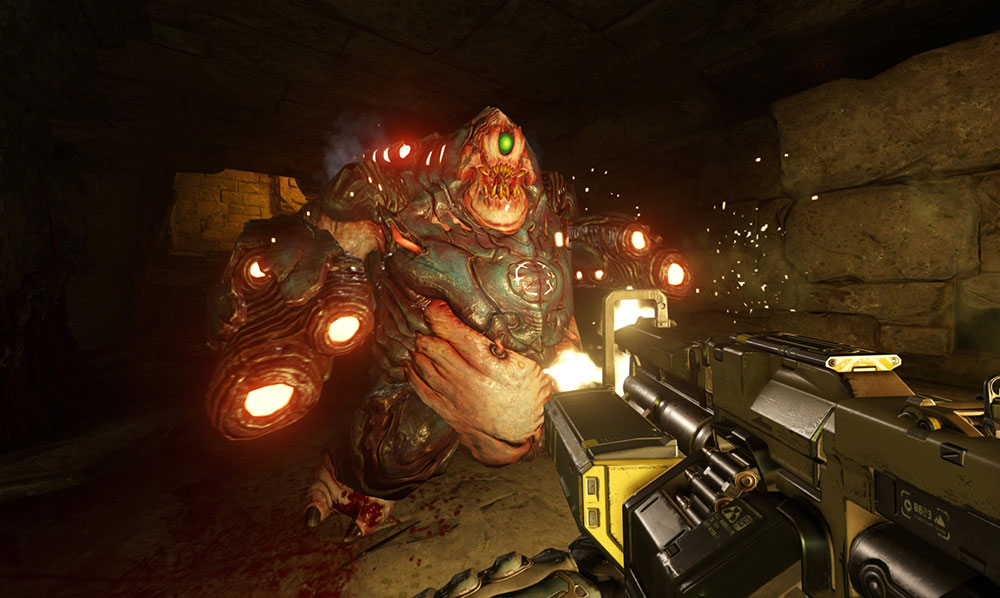DOOM + DEMON PACK DLC (STEAM) | REG. FREE | MULTILANG.