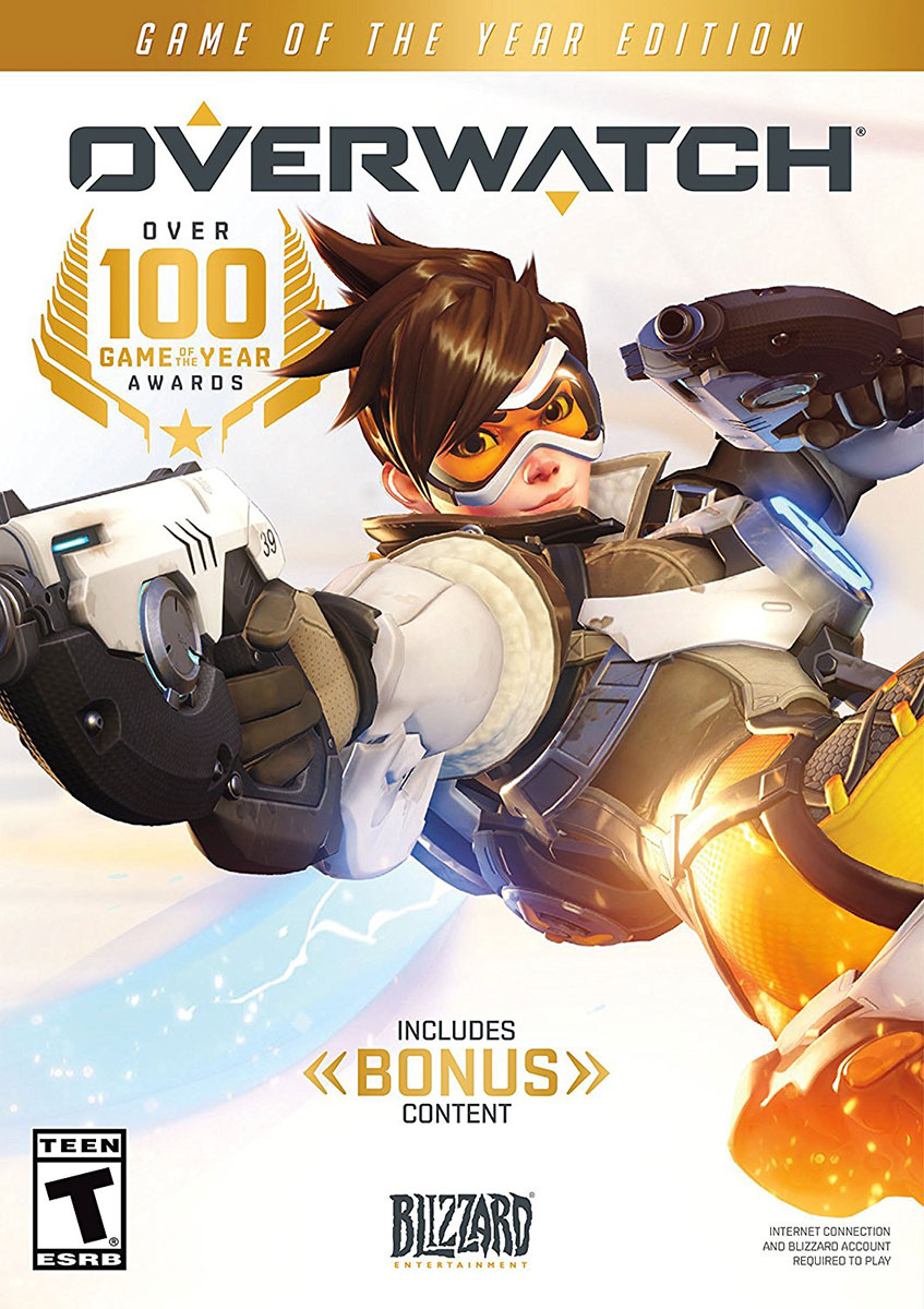 OVERWATCH: GAME OF THE YEAR | REGION FREE | MULTILANG.