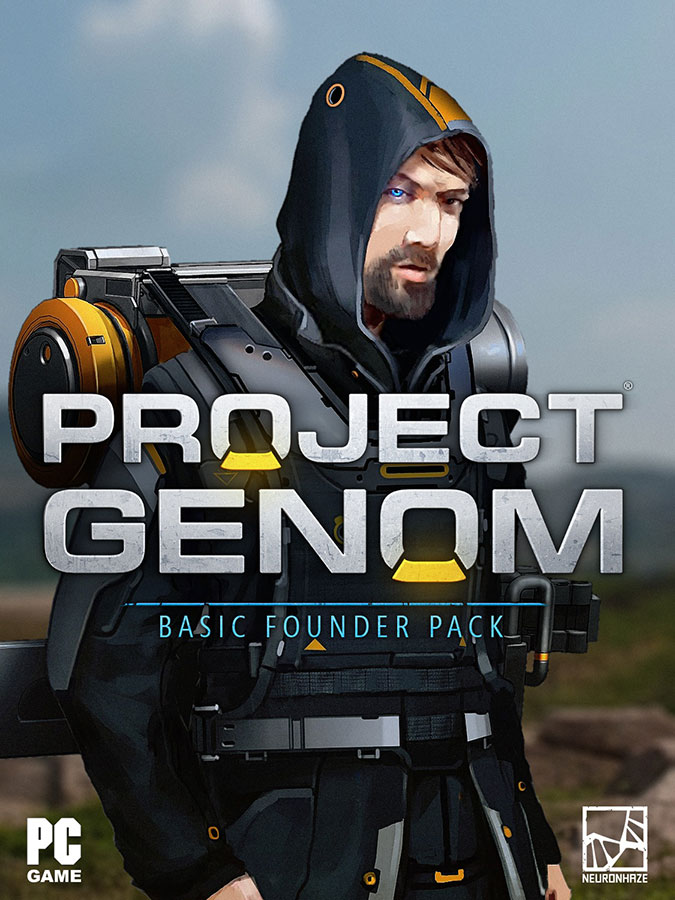 PROJECT GENOM - BASIC FOUNDER PACK ( STEAM) | GLOBAL