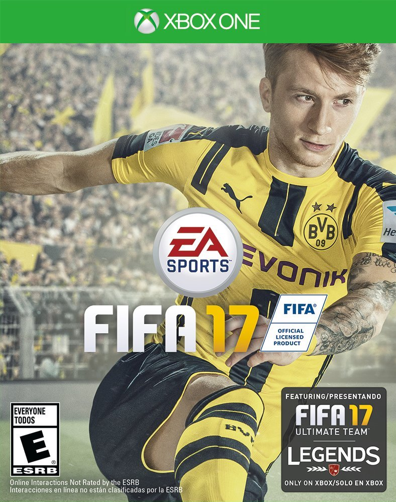 FIFA 17 XBOX ONE - DOWNLOAD CODE | PHOTO | REGION FREE