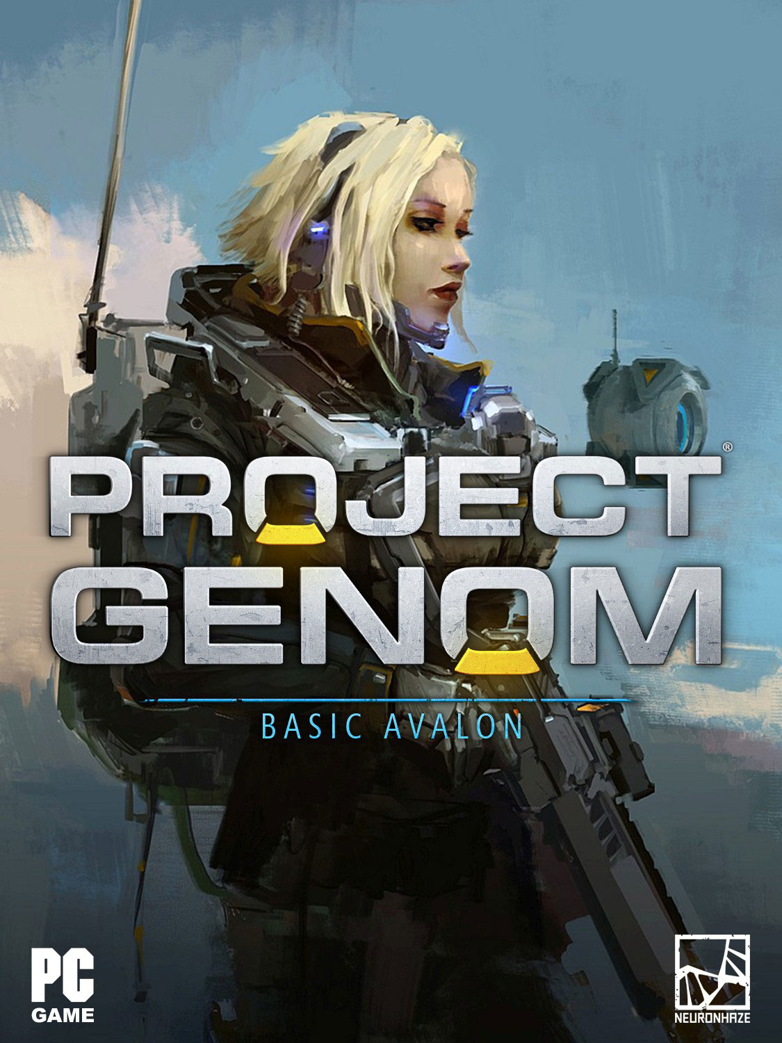 PROJECT GENOM - EARLY ACCESS | STEAM