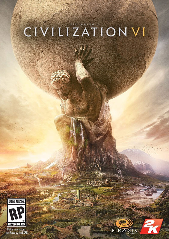 CIVILIZATION® VI 6 | EU | STEAM | + GIFT