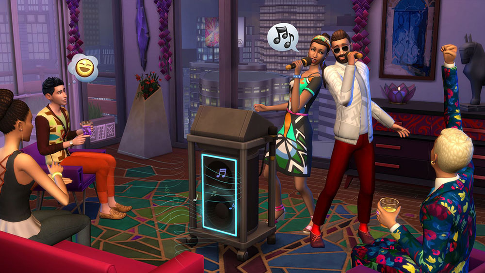 THE SIMS 4: CITY LIVING | EXPANSION | REG. FREE | MULTI