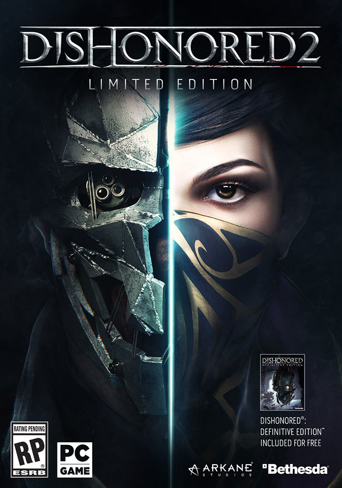 DISHONORED 2 (Steam) | REGION FREE | MULTI-LANGUAGE