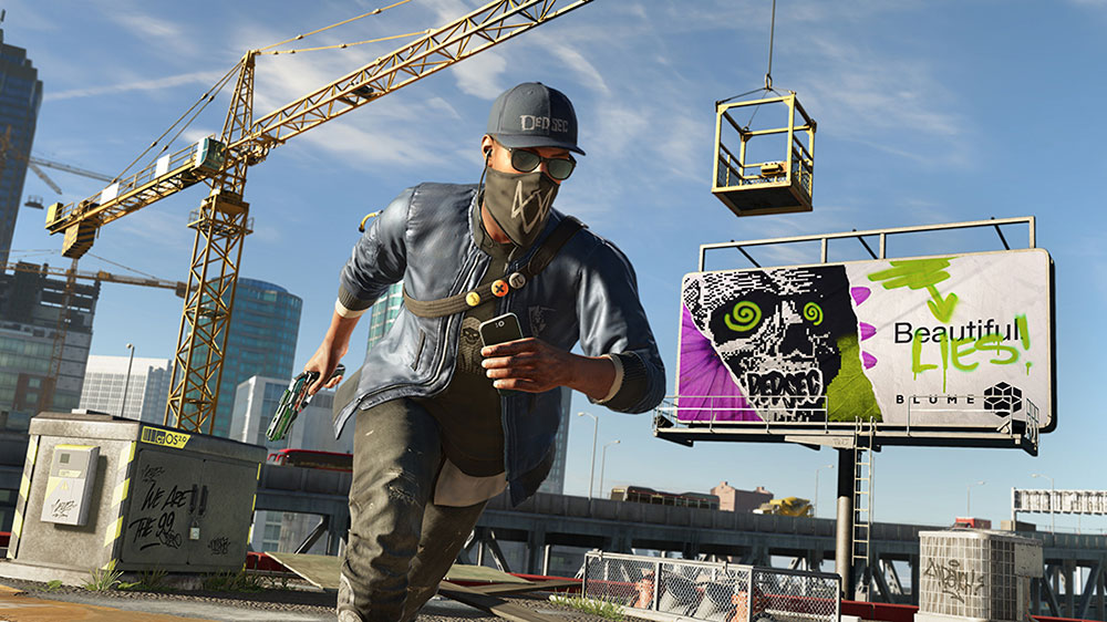 WATCH DOGS 2 EU (UPLAY) | MULTI-LANGUAGE