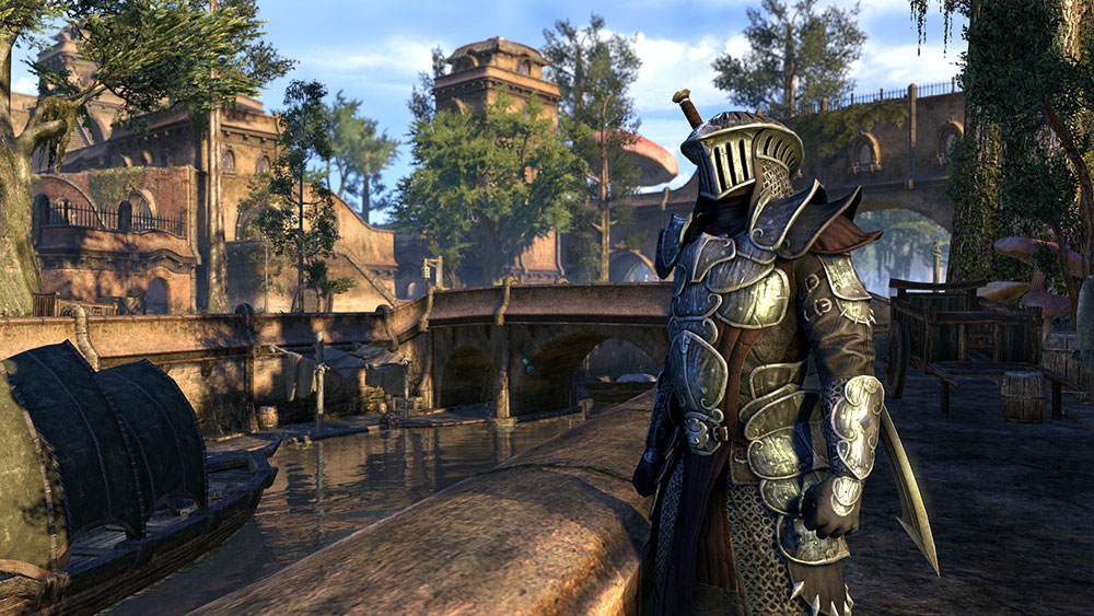 THE ELDER SCROLLS ONLINE: MORROWIND UPGRADE | REG. FREE