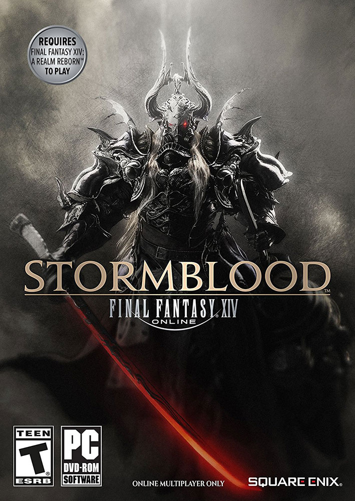 FINAL FANTASY XIV: STORMBLOOD (EURO) - CD-KEY |DISCOUNT