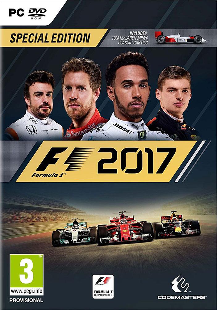 F1 2017 SPECIAL EDITION (+DLC)   REG. FREE   MULTILANG.