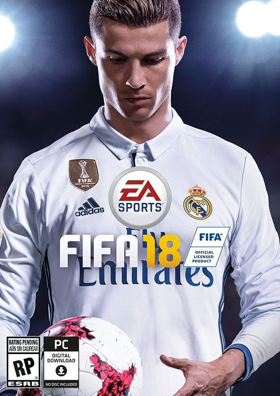 FIFA 18 (EA ORIGIN) | REGION-FREE | MULTILANGUAGE