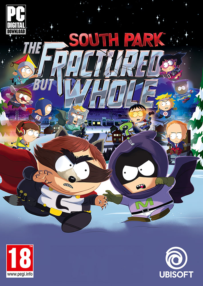 SOUTH PARK: THE FRACTURED BUT WHOLE (EU) | UPLAY | MULT