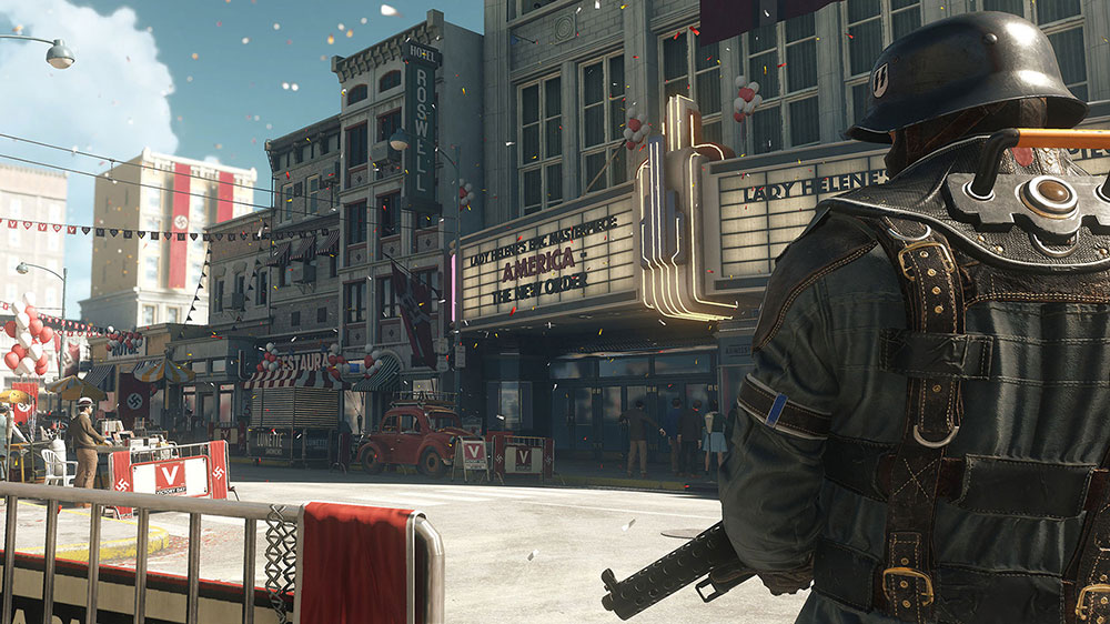 WOLFENSTEIN II: THE NEW COLOSSUS (ROW) | MULTILANG.