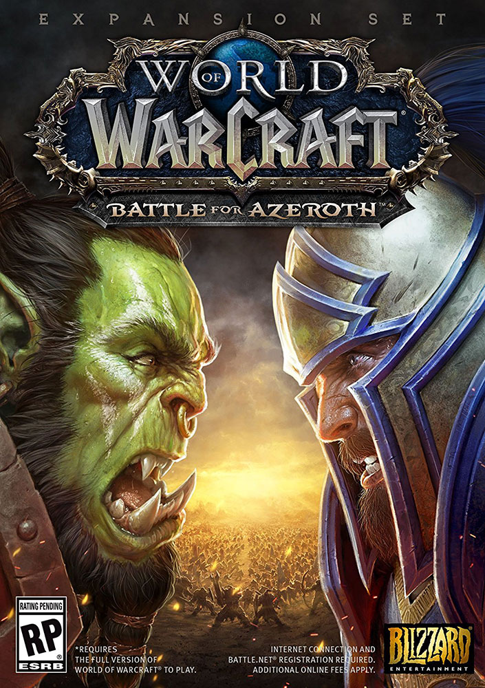WORLD OF WARCRAFT: BATTLE FOR AZEROTH | EURO | +LVL 110