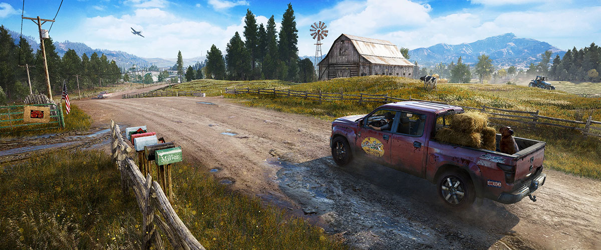 FAR CRY 5 (EU) | UPLAY | MULTI-LANGUAGE