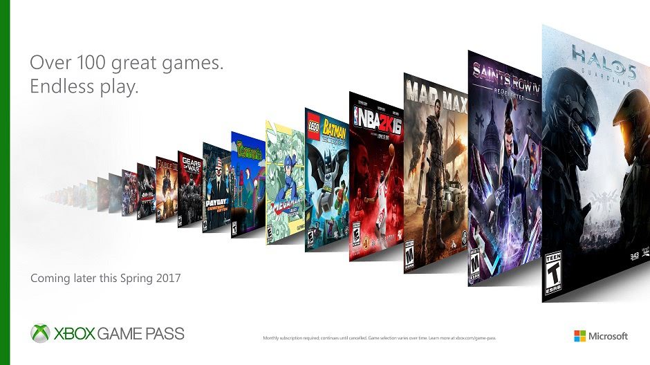 Xbox GAME PASS - 1 month (Xbox One) | Global