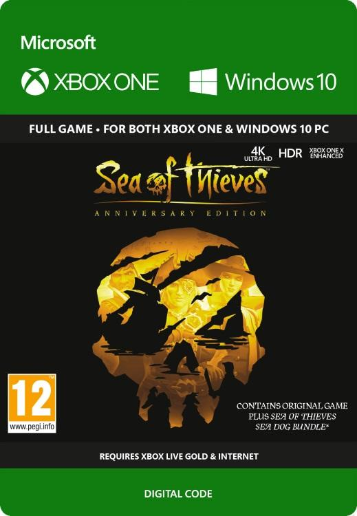SEA OF THIEVES: ANNIVERSARY EDITION | ⚙️PC/XBOX 🎁GIFT