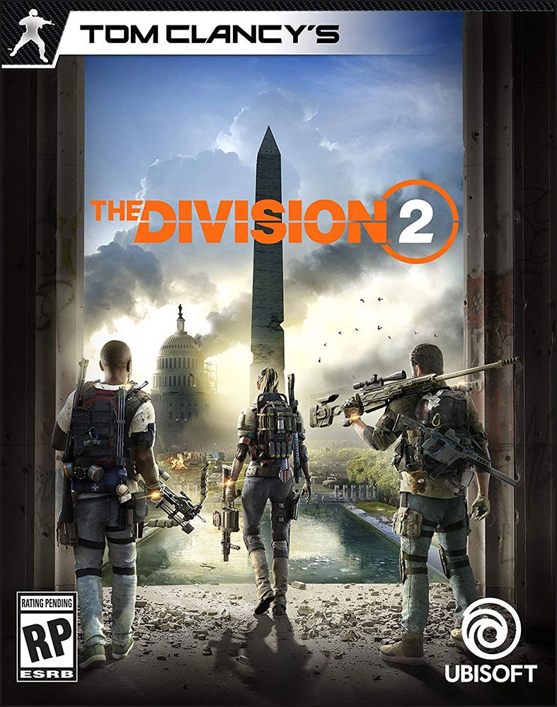 TOM CLANCY´S THE DIVISION 2 - UPLAY (EU/EMEA) | MULTI.