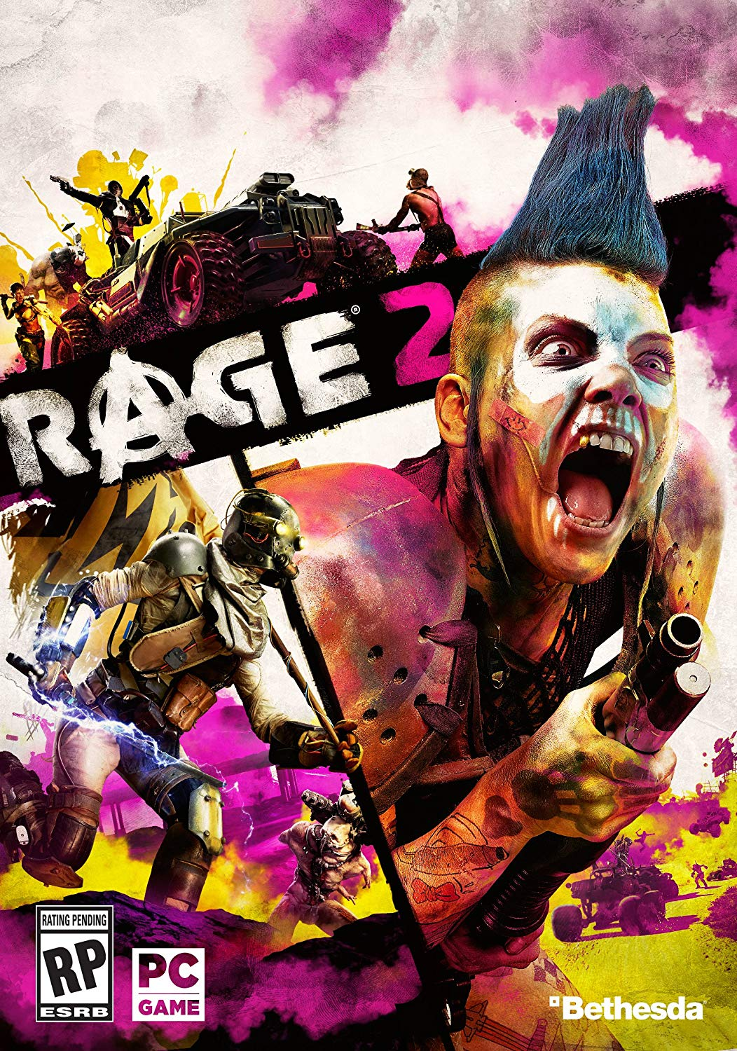 RAGE 2 (EU) | BETHESDA.NET  | MULTILANGUAGE | DISCOUNTS