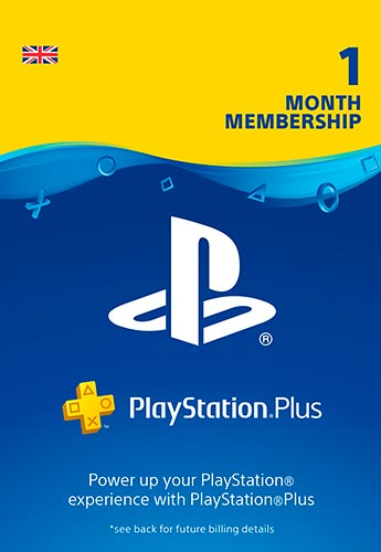 PLAYSTATION PLUS (PSN PLUS) - 30 DAYS (UK) 🎮 DISCOUNTS